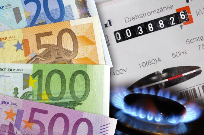 Slováci si tento rok priplatia nielen za elektrinu a plyn