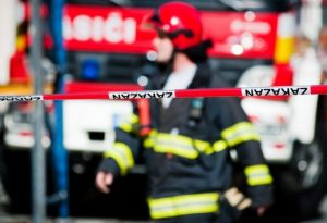 Na internáte v Bratislave vypukol požiar, museli ho evakuovať