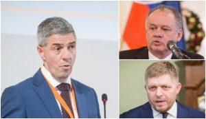 Sú to dospelí ľudia a svoje spory si majú vedieť vyriešiť sami, reaguje Bugár na konflikt Fica a Kisku