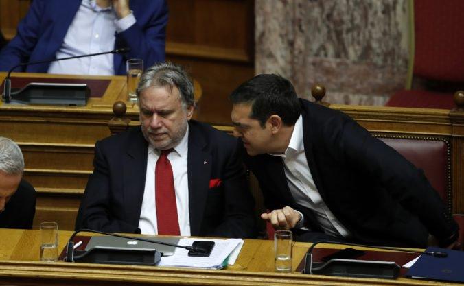 Grécko bude mať nového ministra zahraničných vecí, na poste nahradí Tsiprasa