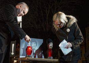 Zlatica Kušnírová vyzvala na podporu vyšetrenia vraždy a prešetrenia káuz, o ktorých písal Kuciak