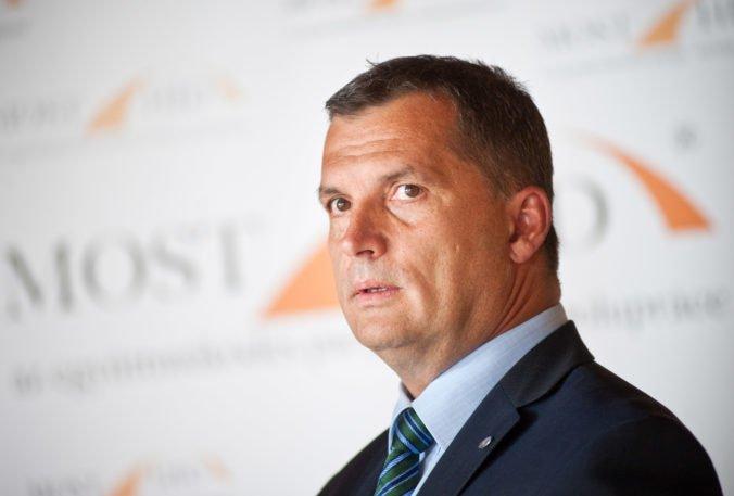 Republiková rada Mosta-Híd schváli kandidačnú listinu do eurovolieb, má ju viesť József Nagy