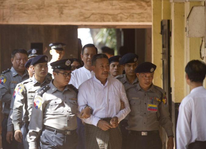 Foto: Dvaja muži usvedčení v súvislosti s vraždou prominentného právnika dostali trest smrti