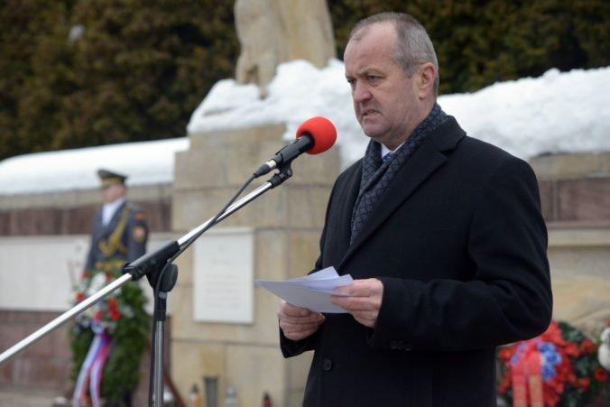 V spoločnosti rastie extrémizmus, povedal minister Gajdoš počas výročia oslobodenia Zlatých Moraviec