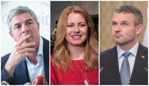 Pellegrini zostal prekvapený, že Most-Híd podporil Čaputovú v druhom kole prezidentských volieb