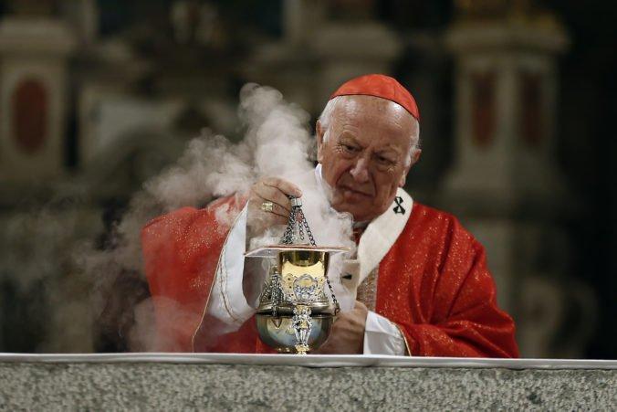 Pápež František vymenoval nástupcu arcibiskupa v Čile obvineného z krytia sexuálneho zneužívania