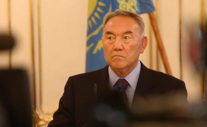 Na počesť dlhoročného lídra Kazachstanu Nazarbajeva premenovali hlavné mesto krajiny
