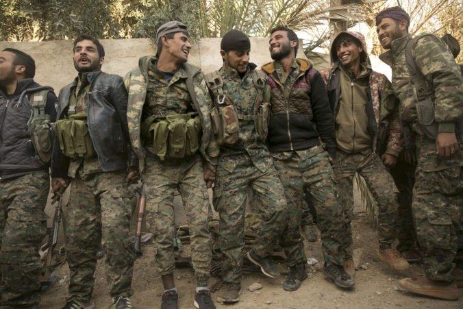 Sýrske demokratické sily oslobodili poslednú baštu Islamského štátu a ukončili samozvaný kalifát
