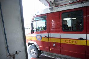 V Ružomberku horel byt, hasiči zachránili dve intoxikované osoby