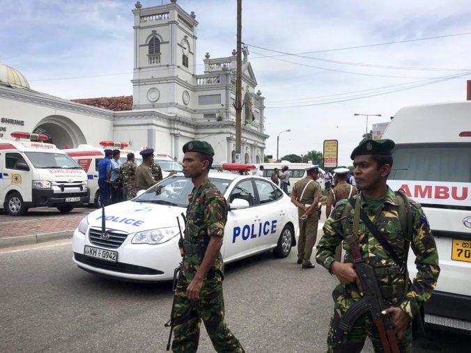 Video: Srí Lankou otriasli výbuchy v kostoloch, zabili desiatky ľudí