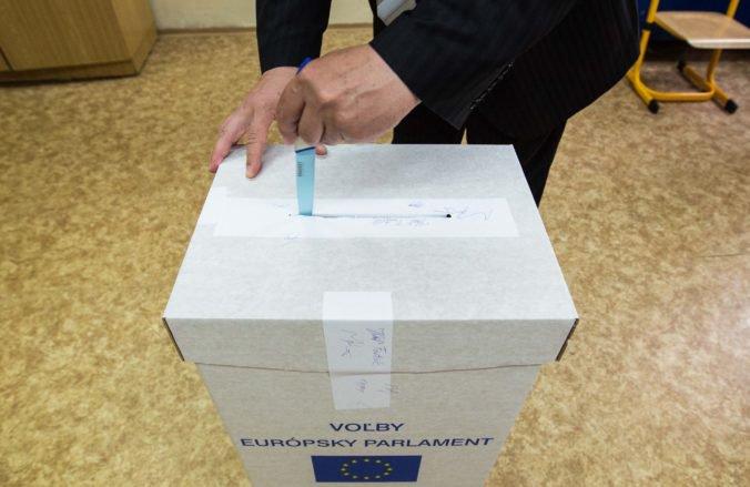 Online: Voľby do Európskeho parlamentu (eurovoľby) 2019 na Slovensku