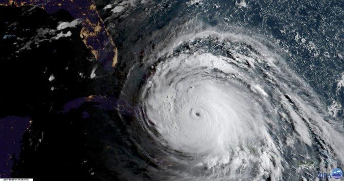 Hurikánová sezóna v Atlantiku by mala byť trochu slabšia, predpovedajú odborníci