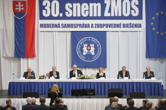 Starostovia a primátori zvolili nového predsedu ZMOS, na poste nahradí Michala Sýkoru
