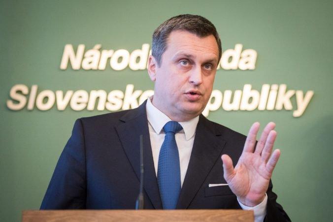 """Prekvapením pre Danka je Šeliga, """"ktorý sa tváril ako aktivista"""", nie Kiskova strana"""