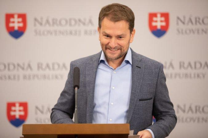 Matovič reaguje na odchod poslancov z hnutia OĽaNO, so štyrmi už nerátal