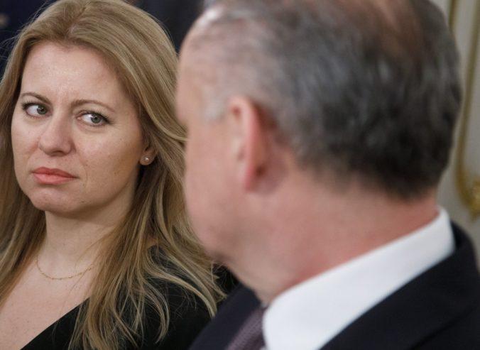 Kiska oceňuje, že prezidentka Čaputová potvrdila jeho postoj pri vymenovaní ústavných sudcov