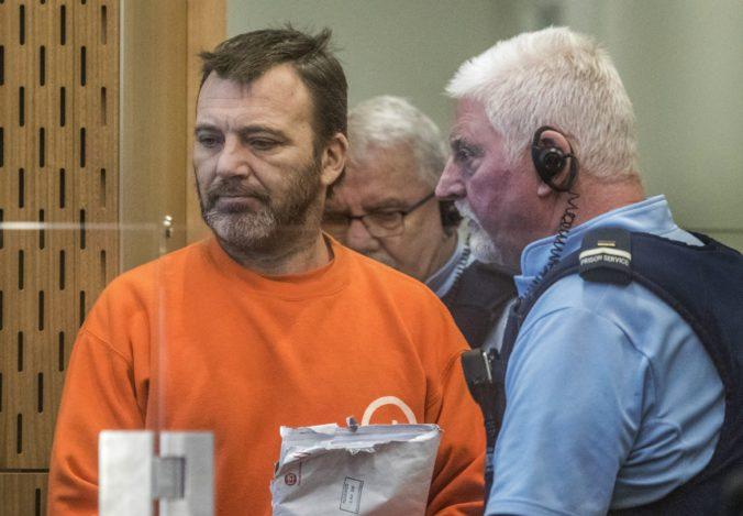 Muž pôjde na 21 mesiacov do väzenia, na sociálnej sieti zdieľal video zo streľby v Christchurchi