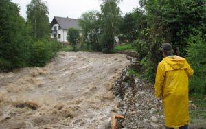 V Spišskom Podhradí rátajú škody po záplavách, mimoriadnu situáciu už odvolali