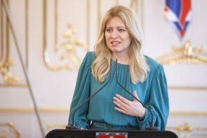 Do súdnej rady pribudli dvaja členovia, vymenovala ich prezidentka Čaputová