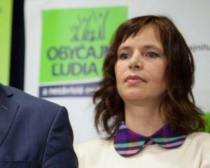 Remišová sa rozhodla, spolu s ďalšími poslancami opustí Matovičovo OĽaNO
