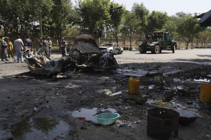 Video: Pred univerzitou vybuchla bomba, o život prišlo najmenej šesť ľudí a ďalší sú zranení