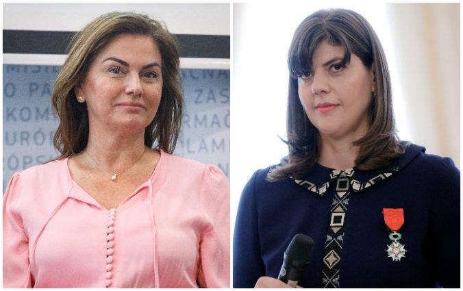 Kövesi by sa podľa Beňovej mohla stať šéfkou Európskej prokuratúry, ale blokuje ju Rumunsko