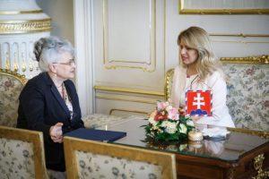 Prezidentka Čaputová sa stretla so Švecovou, vyjadrili sa aj k nedávno vetovanému zákonu lex Harabin