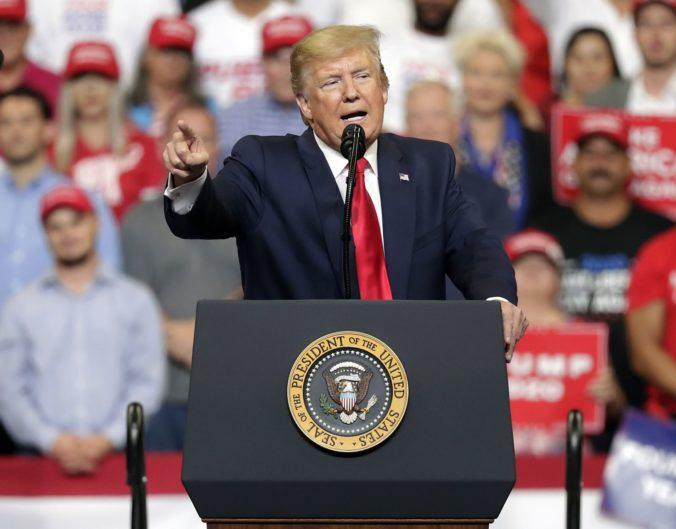 Prezident Trump nominoval na post ministra práce syna zosnulého sudcu najvyššieho súdu
