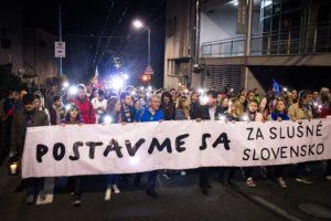 Iniciatíva Za slušné Slovensko vyzvala Matoviča, aby nezneužíval výročie Novembra '89
