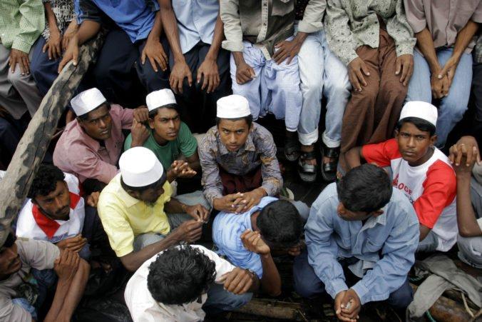 Rohingovia budú mať opäť šancu vrátiť sa do Mjanmarska, pri prvom pokuse nik neprejavil záujem