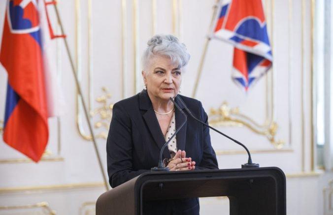 Predsedníčka najvyššieho súdu dôveruje senátu, ktorý rozhodoval o rozpustení strany Mariana Kotlebu