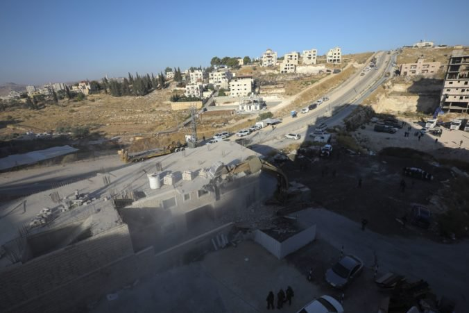 Izraelská armáda zaútočila na ciele Hamasu, bola to odveta za paľbu z Pásma Gazy