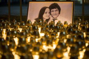 Za slušné Slovensko, OĽaNO a SaS súperia o miesto, ohlásili zhromaždenie na výročie vraždy Kuciaka