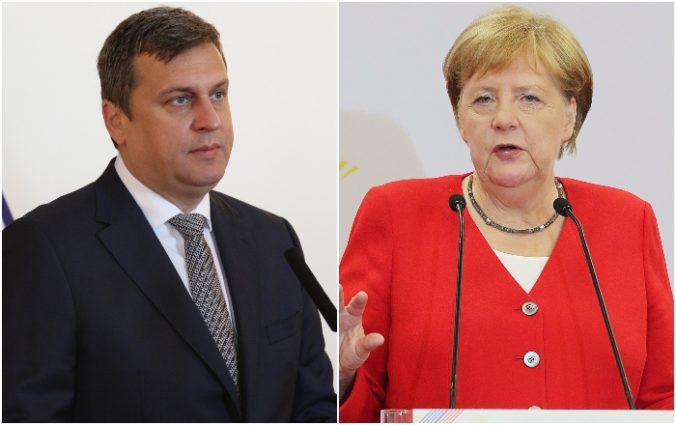 Národniari odmietajú Merkelovej plán na záchranu migrantov, vyhlásenia kancelárky ich znepokojili