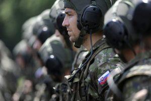 Na atraktivite profesie vojaka by malo pridať zvýšenie platov a to až do 50 percent