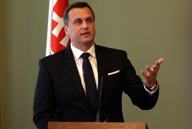 Vždy nadáva a uráža, obul sa Danko do Matoviča a kritizoval aj Kotlebu a ministra Kamenického