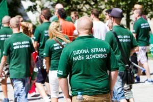 Mesto Trenčín zakázalo zhromaždenie Kotlebovej strany ĽSNS, na príčine je aj odsúdenie Mazureka