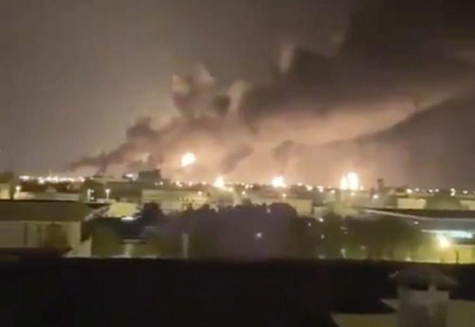 Video: Iránska vláda odmietla obvinenie USA z útokov v Saudskej Arábii