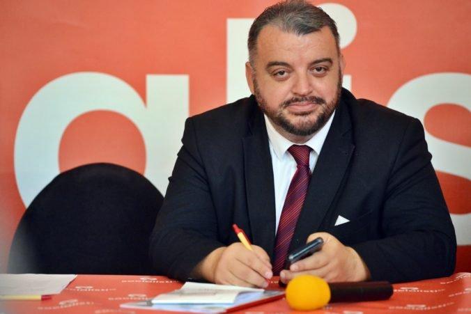 Eduard Chmelár sa stal predsedom nového hnutia Socialisti.sk, chcú poraziť kapitalizmus