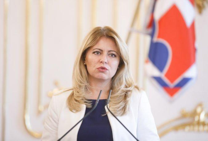 Fungovanie generálnej prokuratúry si podľa Čaputovej žiada viac ako len zmenu jej vedenia