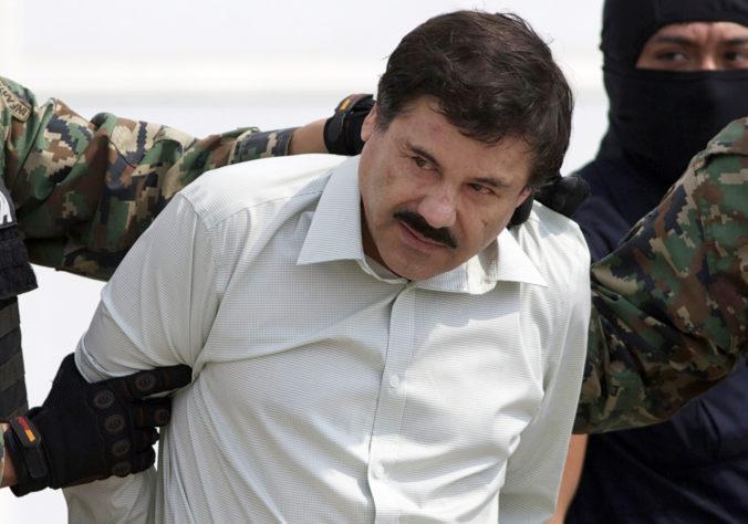 Zadržali syna drogového bossa El Chapa, zásah sprevádzali ostré boje