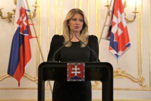 Dôvera Čaputovej nie je nekonečná, prezidentka nie je spokojná s vyjadreniami Kováčika