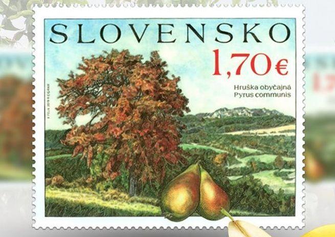 Slovenská pošta vydala známku k výročiu založenia krajinnej oblasti Biele Karpaty