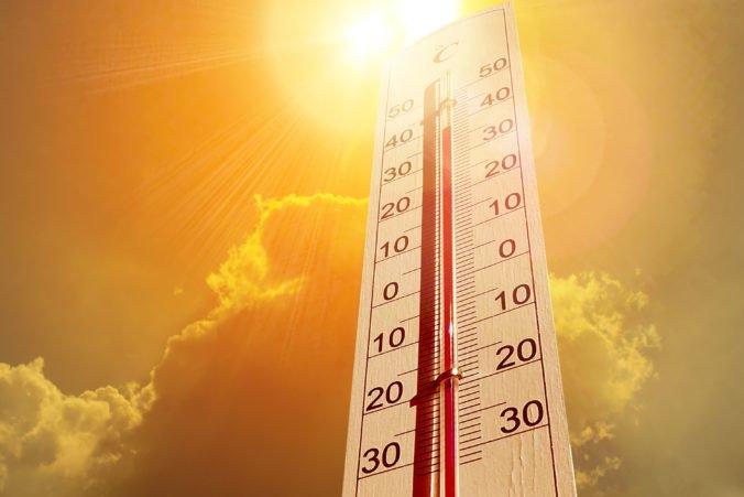 Cez leto padli stovky teplotných rekordov, tretina z nich v Nemecku