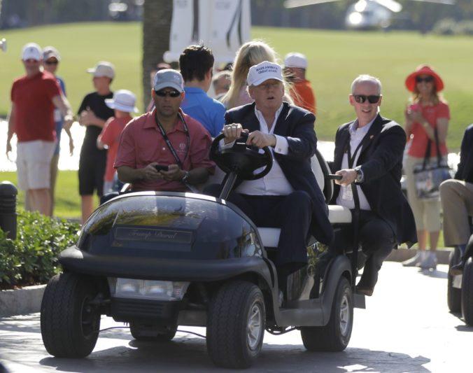 Summit G7 bude v Trumpovom golfovom klube, účasť Putina je otázna