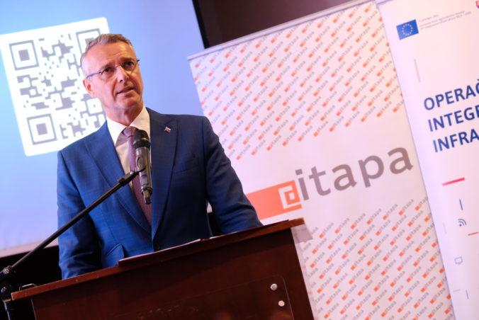 Richard Raši na konferencii ITAPA 2019 – Slovensko digitalizuje úspešne