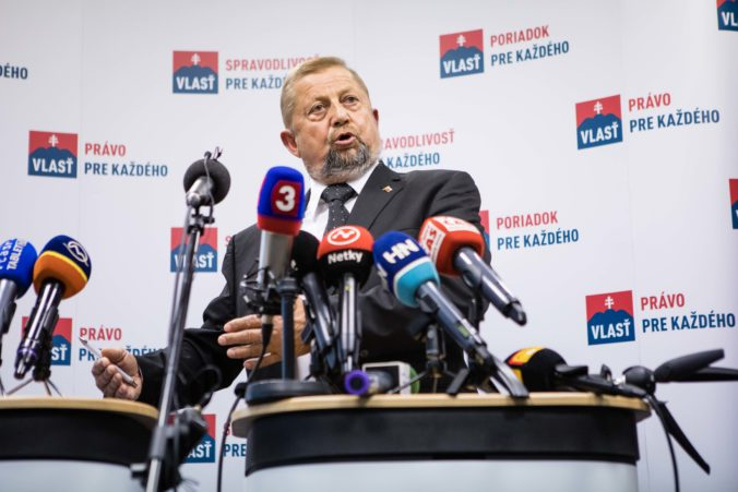 Politológ: Harabin hrá na to, že sa naisto dostane do parlamentu