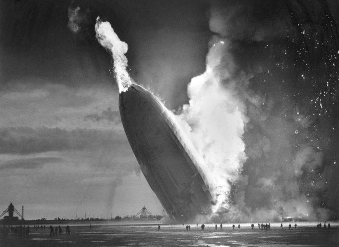 Zomrel Werner Gustav Doehner, posledný preživší katastrofy vzducholode Hindenburg