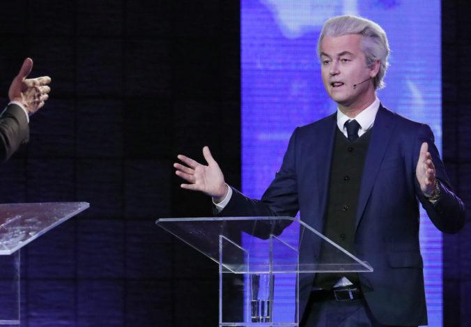 Pakistanca, ktorý chcel zabiť holandského politika Wildersa, poslali na desať rokov za mreže