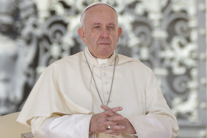 Pápež František na budúci rok navštívi Cyprus, prijal pozvanie od prezidenta